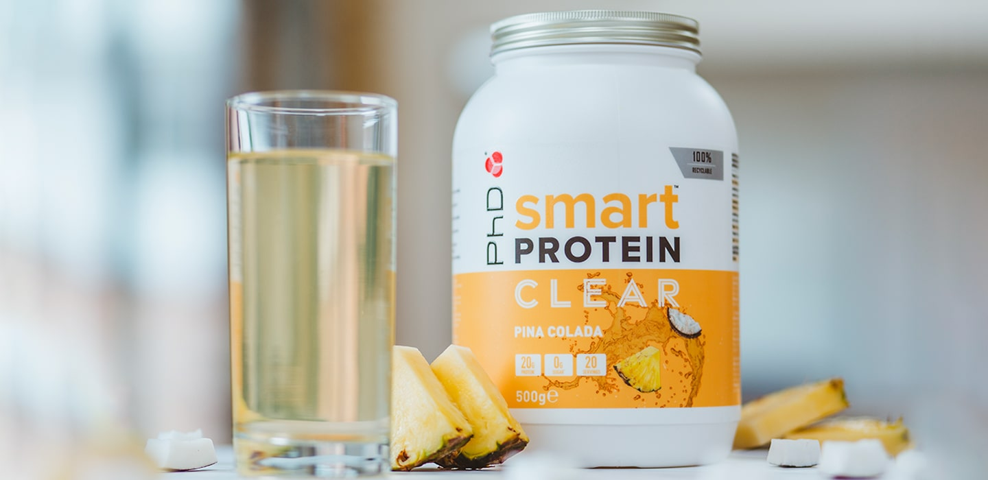 Smart Clear Whey Protein